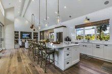 House Plan Design - Contemporary Interior - Kitchen Plan #892-21