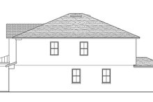 Craftsman Exterior - Other Elevation Plan #1058-69