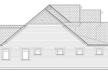 Craftsman Exterior - Other Elevation Plan #453-621