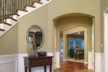 Home Plan - Craftsman Interior - Entry Plan #132-241