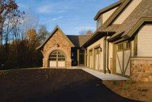 House Plan Design - European Exterior - Front Elevation Plan #928-180