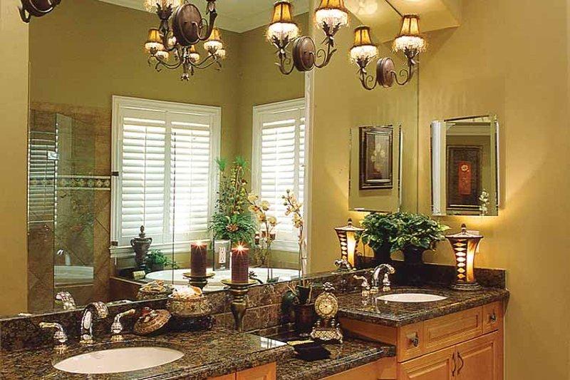 Mediterranean Interior - Bathroom Plan #930-60 - Houseplans.com