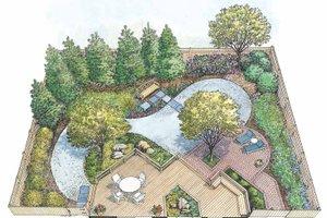 Architectural House Design - Exterior - Front Elevation Plan #1040-69