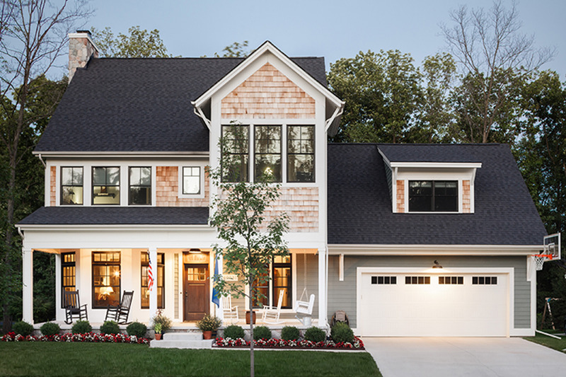 Traditional Exterior - Front Elevation Plan #928-299 - Houseplans.com