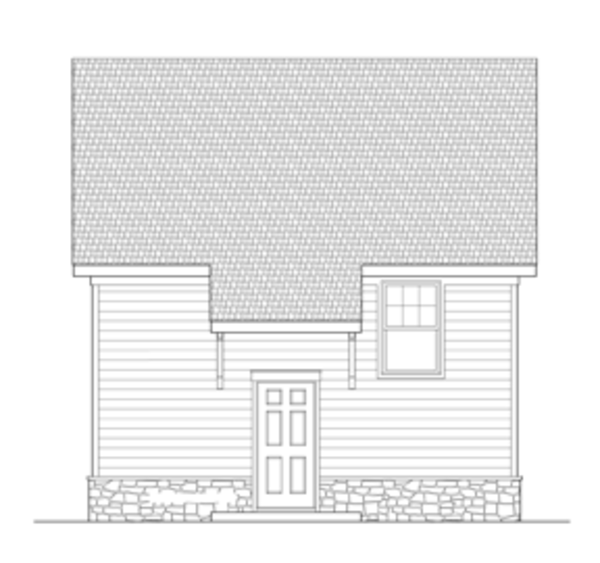 Craftsman Floor Plan - Other Floor Plan Plan #1029-65