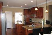 European Style House Plan - 3 Beds 3 Baths 2310 Sq/Ft Plan #437-31