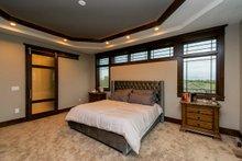 Craftsman Interior - Master Bedroom Plan #70-1486