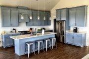Beach Style House Plan - 4 Beds 2.5 Baths 2593 Sq/Ft Plan #901-118 Interior - Kitchen