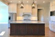 Craftsman Style House Plan - 4 Beds 4.5 Baths 3958 Sq/Ft Plan #437-85 Interior - Kitchen
