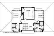 Cottage Style House Plan - 4 Beds 3.5 Baths 2740 Sq/Ft Plan #928-302