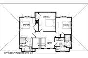 Cottage Style House Plan - 4 Beds 3.5 Baths 2740 Sq/Ft Plan #928-302 Floor Plan - Upper Floor Plan