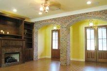 Dream House Plan - European Interior - Family Room Plan #44-181