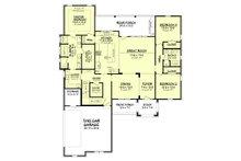 Farmhouse Floor Plan - Other Floor Plan Plan #430-189