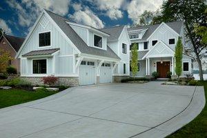 Farmhouse Exterior - Front Elevation Plan #928-365