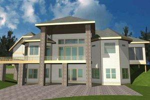Bungalow Exterior - Front Elevation Plan #117-569