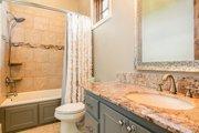 Mediterranean Style House Plan - 4 Beds 4.5 Baths 3474 Sq/Ft Plan #930-276