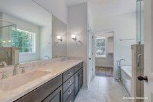 Dream House Plan - Cottage Interior - Master Bathroom Plan #929-1066