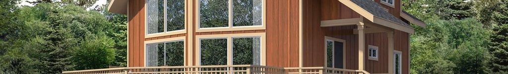 2 Story Cabin Floor Plans, House Plans & Designs