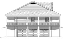 Country Exterior - Other Elevation Plan #932-175