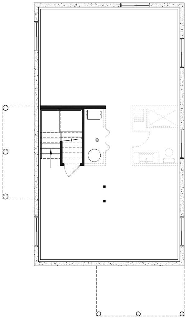 Cottage Floor Plan - Other Floor Plan #23-2736