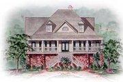Southern Style House Plan - 4 Beds 2.5 Baths 2416 Sq/Ft Plan #54-119