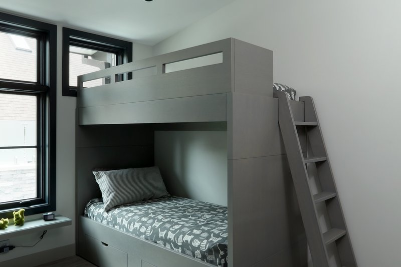 House Plan Design - Contemporary Interior - Bedroom Plan #928-345