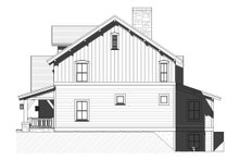 Architectural House Design - Craftsman Exterior - Other Elevation Plan #901-123