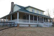 Country Style House Plan - 3 Beds 2.5 Baths 3000 Sq/Ft Plan #81-1410 Exterior - Other Elevation
