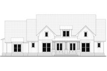 Home Plan - Farmhouse Exterior - Front Elevation Plan #430-249