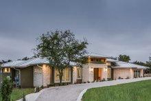 Dream House Plan - Prairie Exterior - Front Elevation Plan #935-13