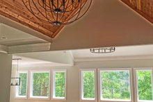 Dream House Plan - Craftsman Interior - Family Room Plan #437-121