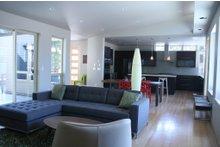 Modern Interior - Family Room Plan #892-8