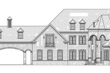 Home Plan - European Exterior - Front Elevation Plan #119-432