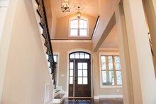 House Plan Design - European Interior - Entry Plan #929-1033