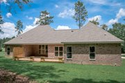 Country Style House Plan - 3 Beds 2 Baths 2239 Sq/Ft Plan #430-167 Exterior - Rear Elevation