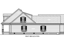 Dream House Plan - Country Exterior - Other Elevation Plan #45-353