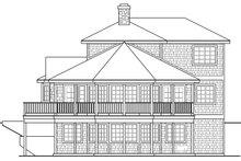 Dream House Plan - Beach Exterior - Other Elevation Plan #124-1094