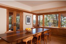 Craftsman Interior - Dining Room Plan #454-14