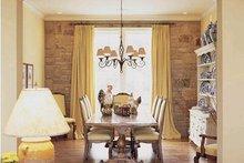 Home Plan - European Interior - Dining Room Plan #48-120