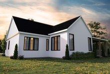 Architectural House Design - Farmhouse Exterior - Rear Elevation Plan #23-2737