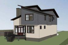 House Plan Design - Modern Exterior - Other Elevation Plan #79-300