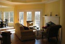 House Plan Design - Country Interior - Family Room Plan #437-40