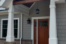 Home Plan - Front Porch