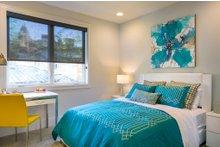 Contemporary Interior - Bedroom Plan #48-651