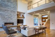 Contemporary Style House Plan - 4 Beds 4.5 Baths 4106 Sq/Ft Plan #48-651 Interior - Other