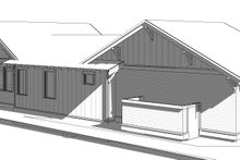 Home Plan - Right Rear