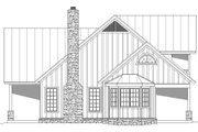 Country Style House Plan - 3 Beds 3.5 Baths 2300 Sq/Ft Plan #932-144 Exterior - Other Elevation