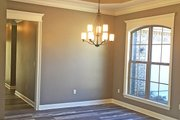 European Style House Plan - 3 Beds 2.5 Baths 2405 Sq/Ft Plan #430-133 Interior - Dining Room