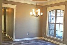 Dream House Plan - European Interior - Dining Room Plan #430-133