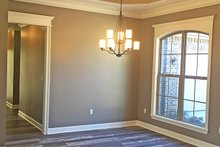 House Plan Design - European Interior - Dining Room Plan #430-133